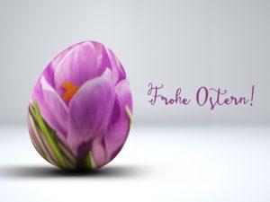 Blume - Osterei